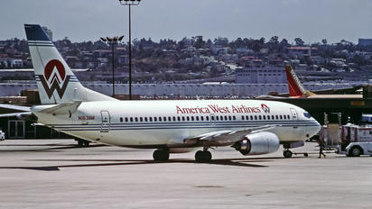 N163AW - America West Airlines Boeing 737-300