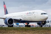 N705DN - Delta Air Lines Boeing 777-200LR aircraft
