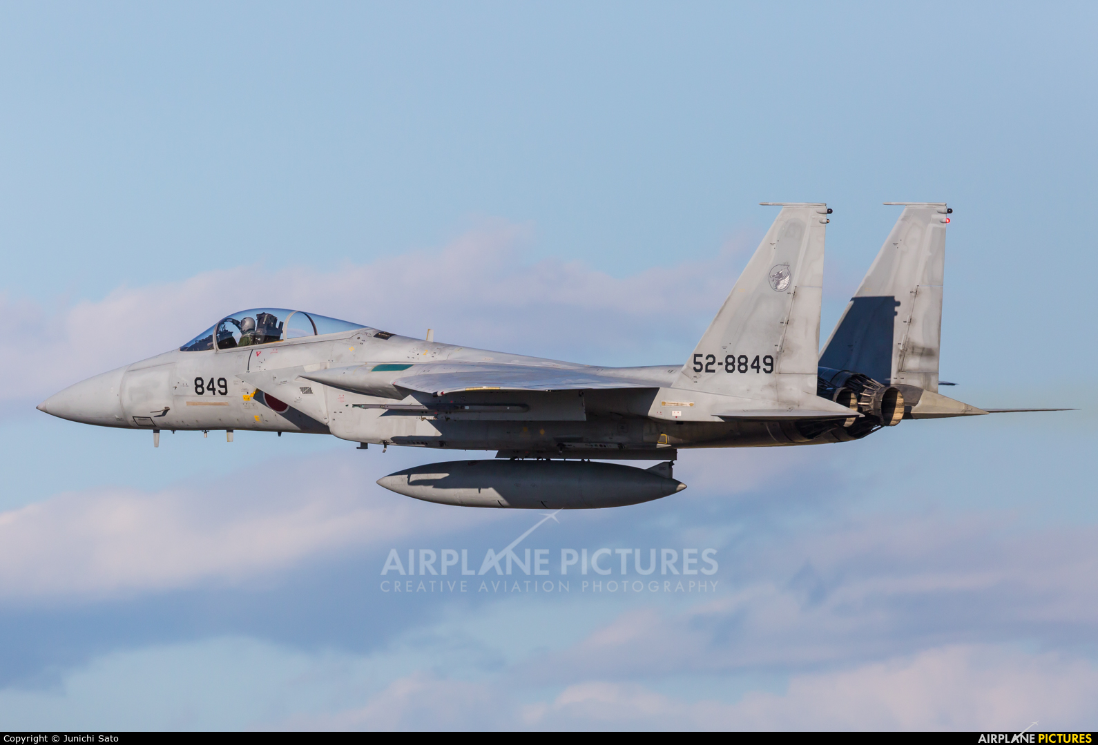 Japan - Air Self Defence Force 52-8849 aircraft at Iruma AB