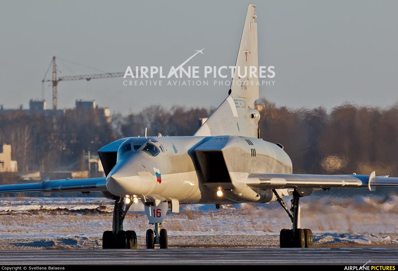 Russia - Air Force RF-94144 aircraft at Novosibirsk