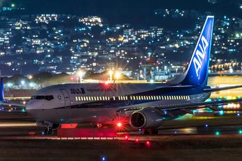 JA82AN - ANA - All Nippon Airways Boeing 737-800