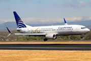 HP-1852CMP - Copa Airlines Boeing 737-800 aircraft
