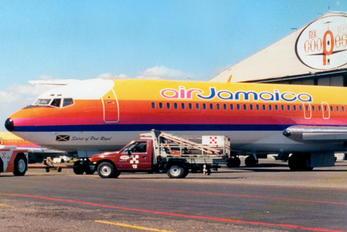6Y-JMN - Air Jamaica Boeing 727-200 (Adv)