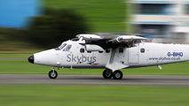 G-BIHO - Skybus de Havilland Canada DHC-6 Twin Otter aircraft