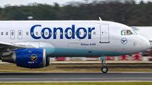 D-AICC - Condor Airbus A320 aircraft