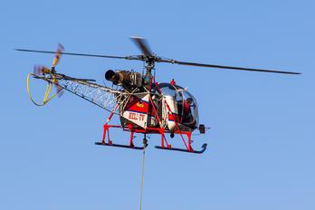 HB-ZMV - Heli-TV Aerospatiale SA-315B Lama