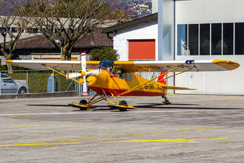 HB-ORY - Private Piper PA-18 Super Cub
