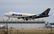 N498MC - Atlas Air Boeing 747-400F, ERF aircraft