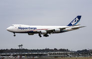 JA11KZ - Nippon Cargo Airlines Boeing 747-8F aircraft