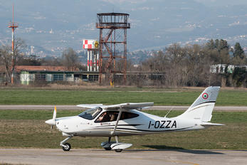 I-OZZA - Cirrus Aviation Tecnam P2008