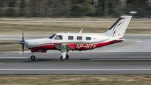 SP-NTV - Private Piper PA-46 Malibu / Mirage / Matrix aircraft