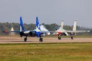 597 - Gromov Flight Research Institute Sukhoi Su-30LL aircraft