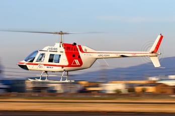 JA6180 - Aero Asahi Bell 206B Jetranger