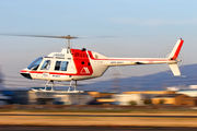 JA6180 - Aero Asahi Bell 206B Jetranger aircraft