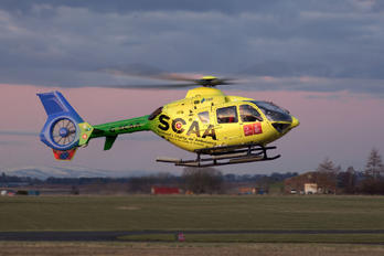 G-SCAA - SCAA - Scotlands Charity Air Ambulance Eurocopter EC135 (all models)