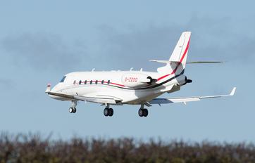 G-ZZOO - Private Gulfstream Aerospace G200