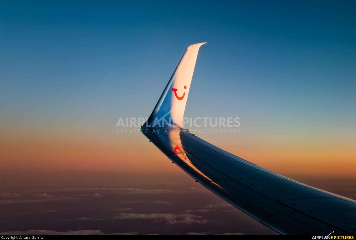 TUI Airlines Netherlands PH-TFA aircraft at In Flight - International