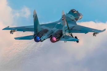 RF-95262 - Russia - Air Force Sukhoi Su-27P