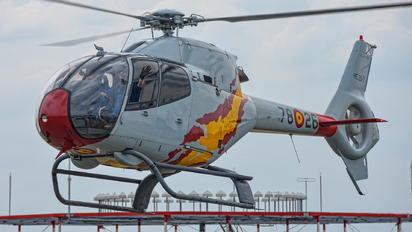 HE.25-7 - Spain - Air Force: Patrulla ASPA Eurocopter EC120B Colibri