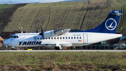 YR-ATF - Tarom ATR 42 (all models)