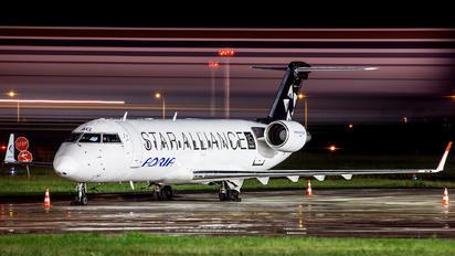 S5-AAG - Adria Airways Canadair CL-600 CRJ-200