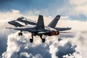 HN-437 - Finland - Air Force McDonnell Douglas F-18C Hornet aircraft