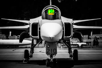 39210 - Sweden - Air Force SAAB JAS 39C Gripen