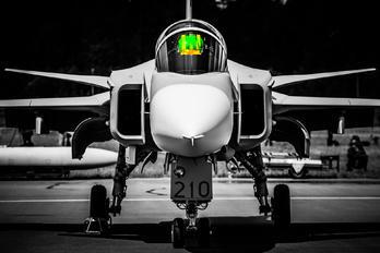 39210 - Sweden - Air Force SAAB JAS 39C Gripen
