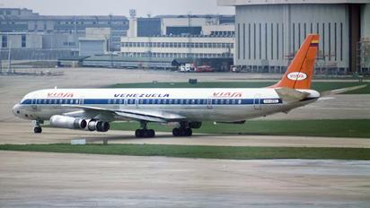 YV-125C - Viasa Douglas DC-8-63