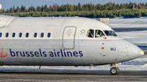 OO-DWJ - Brussels Airlines British Aerospace BAe 146-300/Avro RJ100 aircraft