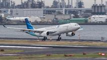 PK-GPW - Garuda Indonesia Airbus A330-300 aircraft
