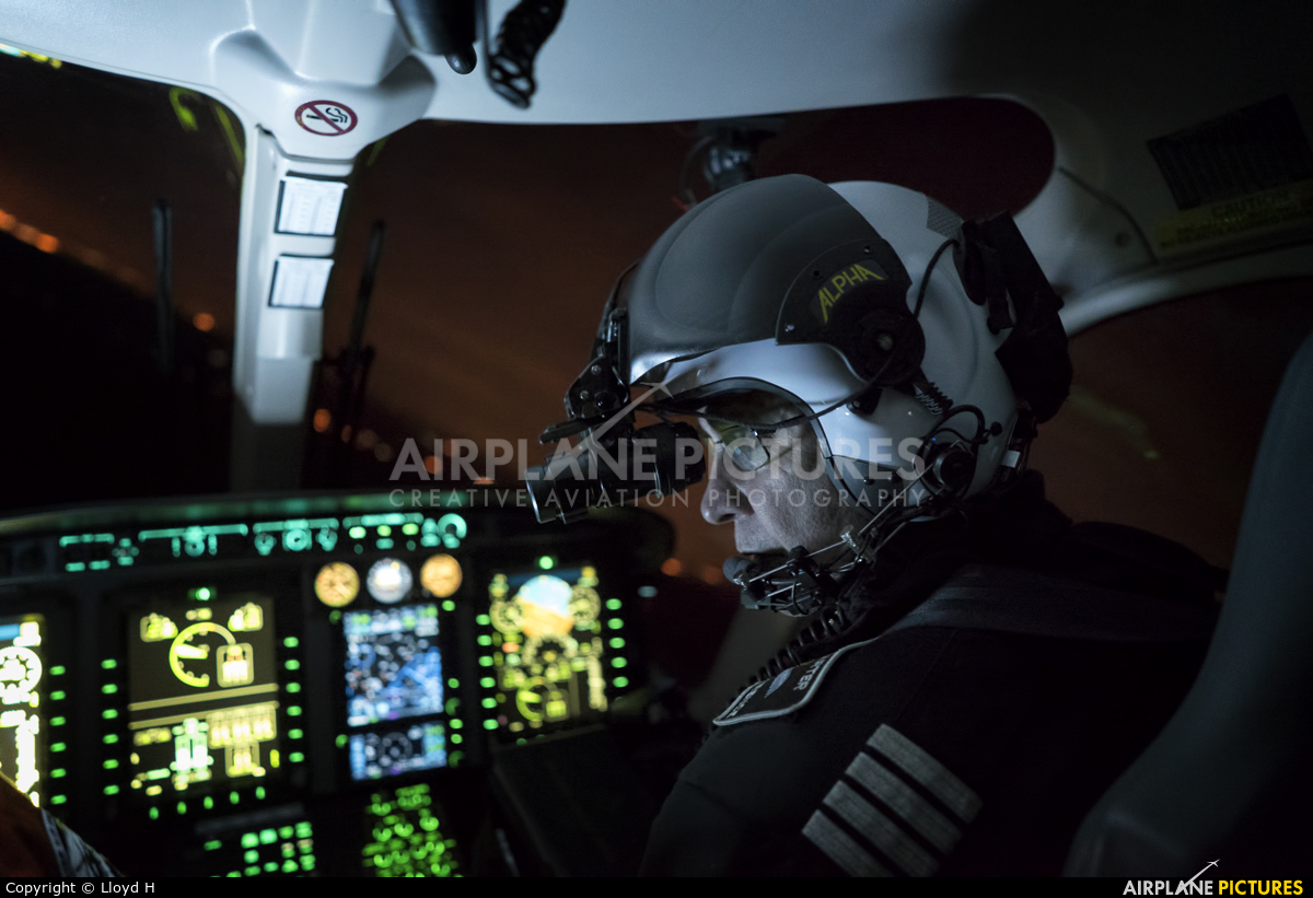 Wiltshire Air Ambulance G-WLTS aircraft at In Flight - England