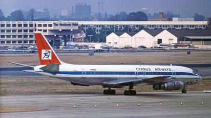 N99862 - Cyprus Airways Douglas DC-8