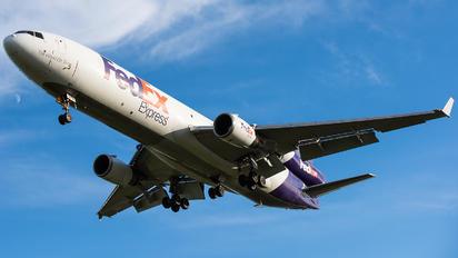 N573FE - FedEx Federal Express McDonnell Douglas MD-11F