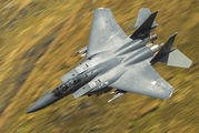 LN 303 - USA - Air Force McDonnell Douglas F-15E Strike Eagle aircraft