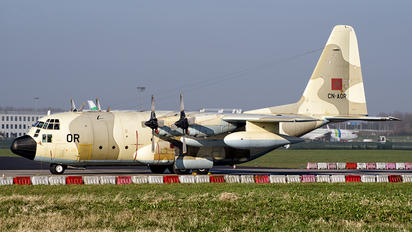 CN-AOR - Morocco - Air Force Lockheed KC-130H Hercules
