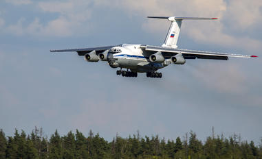 RF-78790 - Russia - Air Force Ilyushin Il-76 (all models)