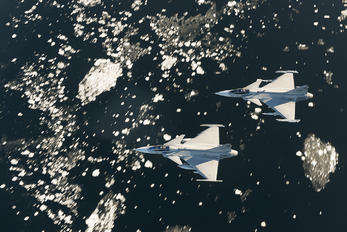 39266 - Sweden - Air Force SAAB JAS 39C Gripen