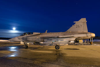 39267 - Sweden - Air Force SAAB JAS 39C Gripen