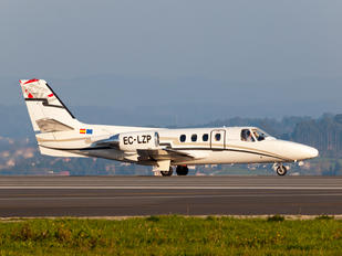 EC-LZP - Airnor - Aeronaves del Noroeste S.L. Cessna 500 Citation