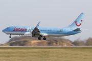 OO-JAD - Jetairfly (TUI Airlines Belgium) Boeing 737-800 aircraft