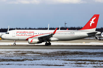 A6-ANX - Air Arabia Airbus A320