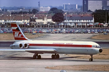 OK-YBA - Československé Aerolinie Ilyushin Il-62 (all models)
