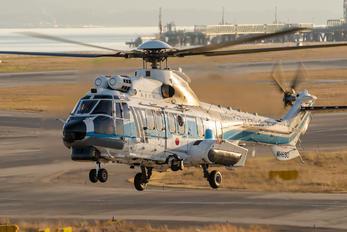 MH690 - Japan - Coast Guard Eurocopter EC225 Super Puma