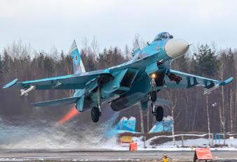 19 - Russia - Air Force Sukhoi Su-27P