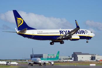 EI-DHW - Ryanair Boeing 737-800