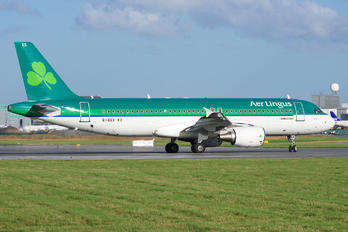 EI-DES - Aer Lingus Airbus A320
