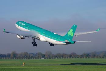 EI-DUZ - Aer Lingus Airbus A330-300