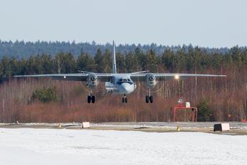 RF-36126 - Russia - Air Force Antonov An-26 (all models)
