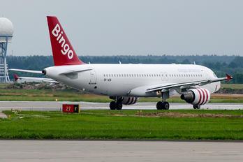 SP-AEK - Bingo Airways Airbus A320